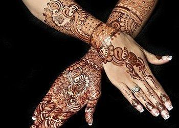 Mehndi Design for Bride-Bridal