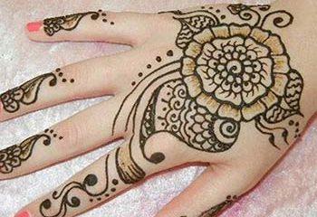 mehendi design for hands