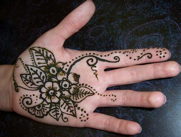 Palm Mehendi Design to Make Your Hand